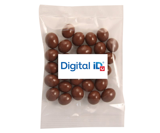 Picture of Coffee Beans - Milk  Chocolate coated 50g