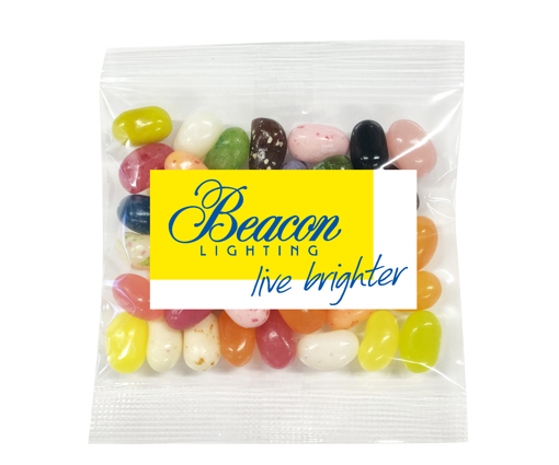 Picture of Jelly Belly 50g - assorted or corporate colours