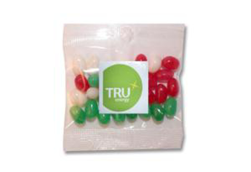 Picture of Christmas Jelly beans 30g