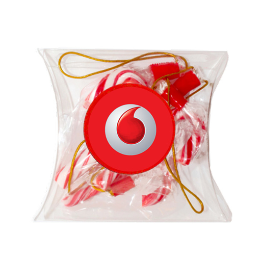 Picture of Large Pillow Pack- Mini Candy Canes