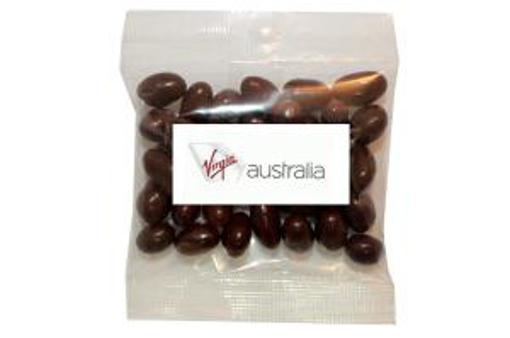 Picture of Dark Chocolate Goji Berry in 50g Bag