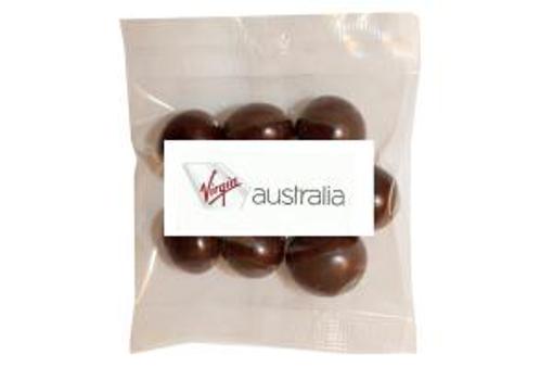 Picture of Dark Chocolate Incaberries in 50g Bag