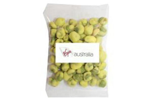 Picture of Wasabi Peas in 50g Bag