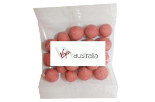 Picture of Strawberry Yoghurt Balls in 50g Bag