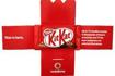Picture of Kit Kat Case with 4 finger kit kat
