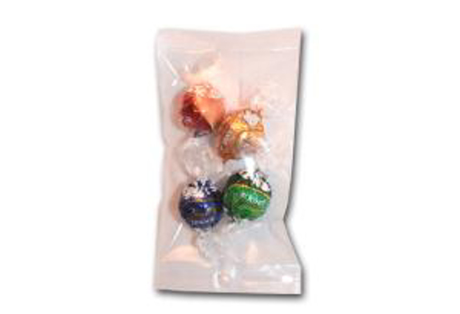 Picture of 4 Lindt Chocolates - Unbranded