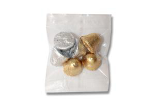 Picture of Unbranded Christmas Bells in 30g Cello Bag