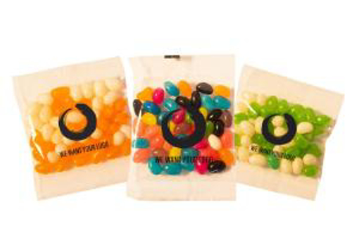 Picture of Direct Print Mixed or Corporate 50g Cello Bag