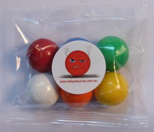 Picture of Gum Balls 30g Bag