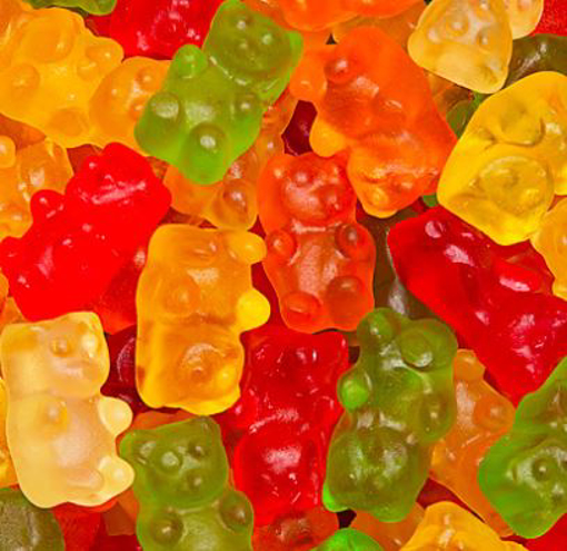 Picture of Gummy Bears 100g Bag