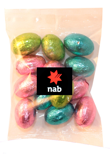 Picture of Milk Chocolate egg bag 100g