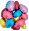 Picture of Milk Chocolate half egg 10g