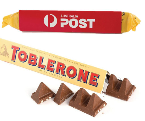 Picture of Toblerone Slider With 50g