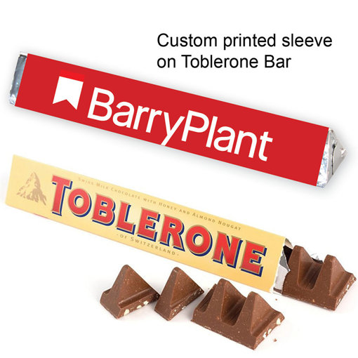 Picture of Toblerone Slider With 100g