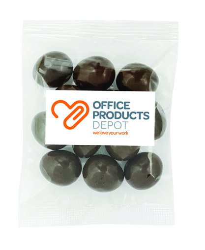 Picture of Premium Selections Dark Chocolate Almonds 70g